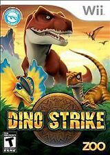 Dino Strike - Nintendo Wii, New Video Games