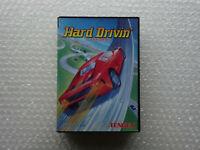 "Hard Drivin' MD ""Good Condition"" Sega Megadrive Japan"