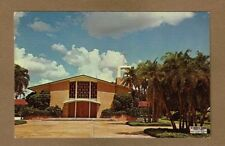 Fort Myers,FL Florida,St Francis Xavier Catholic Church, modern architecture