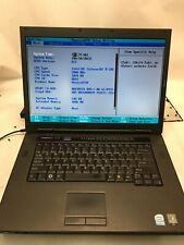 New listing Vostro 1510 Laptop Boots to Bios No Hdd/Ram/Charger Jr