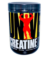 NEW UNIVERSAL NUTRITION CREATINE POWDER BODY MUSCLE CARE DIETARY SUPPLEMENT