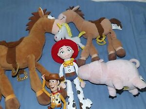 TOY STORY DISNEY 3 TOYS LOTS TO CHOOSE FROM