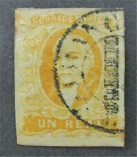 nystamps Mexico Stamp Used Cancel