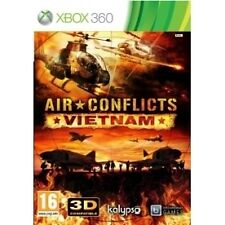 Air Conflicts Vietnam for The Xbox 360 Game 3d Compatible