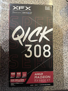 XFX Speedster Quick 308 RX 6600 XT