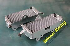 Right+Left Aluminum Radiator Fit HONDA CR125R/CR 125 R 1992-1994 1993