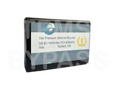 Ford Fiesta US Tire Pressure Sensors Bypass TPMS Control System Reset Emulator