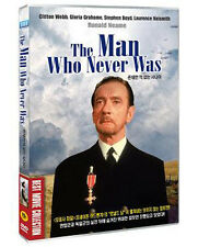 The Man Who Never Was (1956) / Ronald Neame, Clifton Webb / DVD, NEW