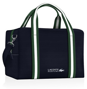 LACOSTE Navy Blue Weekend / Travel / Gym / Holdall / Sport / Duffle Bag