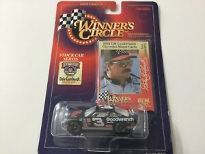 Dale Earnhardt #3 Winner Circle 1/64 Diecast Car 50Th Anniversary