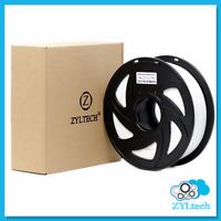 ZYLtech 3D Printer Filament - Ceramic White PLA - 1.75 mm; 1 kg/2.2 lbs