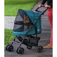 Pet Gear Pg8100Nzem No-Zip Happy Trails Pet Stroller - Emerald