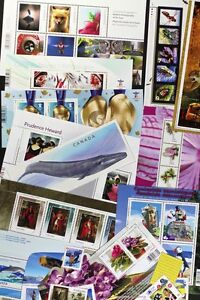 CANADA Postage Stamps, 2010 Complete Year set collection, Mint NH, See scans