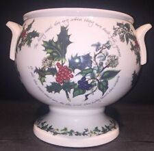 "PORTMEIRION ""THE HOLLY & THE IVY"" SOUP TUREEN MINT CONDITION, No Lid !"