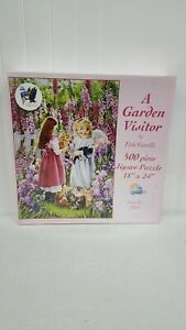 A garden visitor by Titti Garelli 1000 Piece sealed Puzzle -  - SunsOut