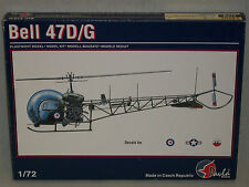 Pavla 1/72 Scale Bell 47D/G Helicopter