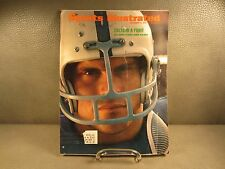 Vintage Sports Illustrated November 8, 1971 Baltimore Colts Norm Bulaich Cover