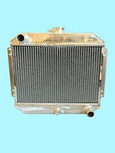FORD ANGLIA 105E AND MK1 & 2 ESCORT 42MM ALUMINIUM RACE QUALITY RADIATOR