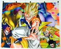 Dragonball Super Shenlong Leinwandbild AK ART Kunstdruck Mehrfarbig Wandbild