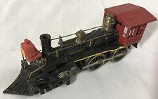 Vintage Unmarked All Metal 4-4-0 Steam Engine ~ The GENERAL