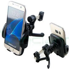 Supporto auto bocchette bocchettoni aria UNIVERSALE per smartphone GPS GK3