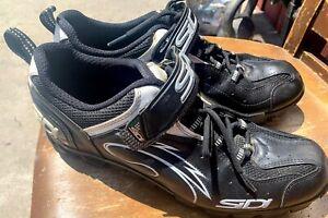 SIDI Men's EPIC Mountain Bike Shoe - Euro 47 US 12 - MINT Condition - GRAVEL