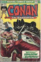 Conan the Barbarian #55 | October 1975 | Marvel Comics