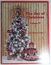 Joy of Christmas Iv Decorative Tole Painting Patterns Nativity Scenes Santa King
