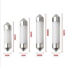 4 Pcs Lampadine C5w Led White ceramica Siluro. Misure 31-36-39-41mm