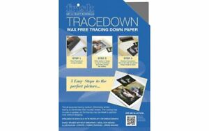 NEW Frisk Tracedown Paper - A4 - A3 - Single or Packs of 5 - ALL COLOURS