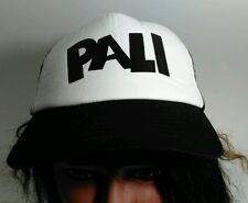 PALI Black   White Trucker Hat Baseball Cap 22cadaa2a03b