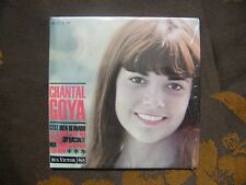 CD SINGLE Chantal GOYA - C'est bien bernard 4-TRACK CARD SLEEVE Reissue