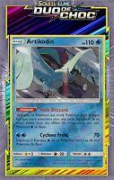 Arktos Reverse - SL09: Duo Shock - 32/181 - Pokemon-Karte Neu Französische