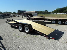 PJ 20 FT EQUIPMENT TILT TRAILER 14K GVWR *ON SALE NOW* BEST DEALS @ DR TRAILER