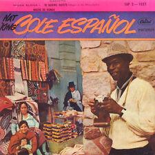 NAT KING COLE Cole Espanol FR Press Capitol EAP 2-1031 EP
