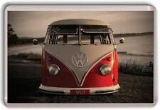 VW classique camping-car Aimant de réfrigérateur 01