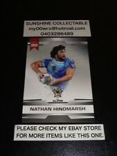 2012 NRL LIMITED CARD NO.65 NATHAN HINDMARSH ALL STARS