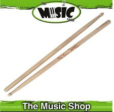 Set of Zildjian Artist Series 'Joey Kramer' Drumsticks with Wood Tips - ASJK