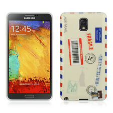 For Samsung Galaxy Note 3 TPU Candy Flexi Skin Case Phone Cover Air Mail