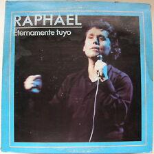 Raphael Eternamente Tuyo 1984 CBS NMINT