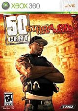 50 Cent: Blood on the Sand (Microsoft Xbox 360, 2009)