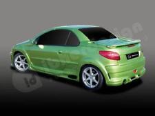 Coppia minigonne PEUGEOT 206 3 porte / CC  98-> Tuning