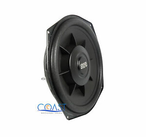 "Earthquake Sound SWS-8X 8"" 150W Single 4 Ohm Car Audio Shallow Subwoofer WS8X"
