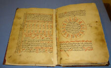 OCCULT MANUSCRIPT SAND SCIENCE OR THE SO-CALLED ZANATI LINE 877AH (1630 AD):