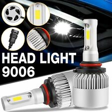 9006 Car Auto LED HB4 Headlight Bulbs Driving Replacement 6500K 8000LM US Ship