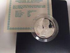 "Ukraine,1000000 karb coin ""Grigorіy Skovoroda"" Silver 1996 year"