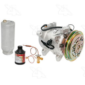 A/C Replacement Kit-Complete A/c Kit 4 Seasons 3867NK