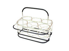 BBQ CHOICE Stainless Steel Beer/Beverage Rack/Holder-Barbecue, Outdoor, Camping