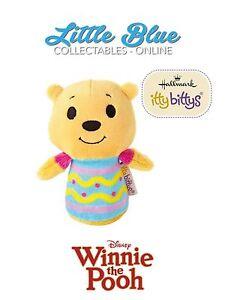 * EASTER EDITION * Disney * Hallmark Itty Bittys Bitty * Winnie the Pooh *