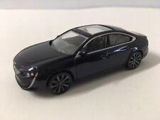 Peugeot 508 2018 Blue NOREV 1:64 NV310907